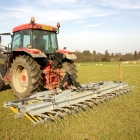 We use specialised Joskin machinery to keep the paddocks in good condition - no poo picking!
