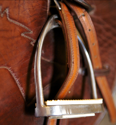 Secure tack rooms